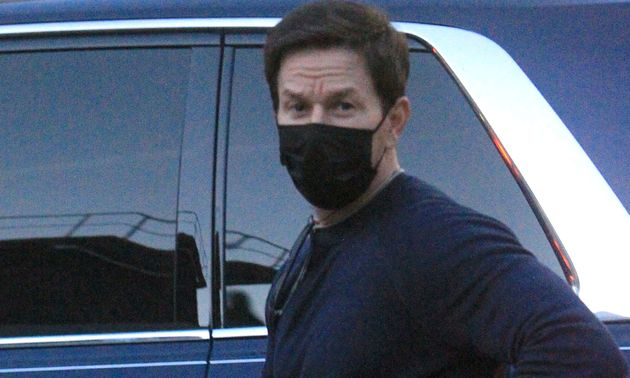 Actor Mark Wahlberg, seen here in Los Angeles last month, has flown into Australia and reportedly dodged...
