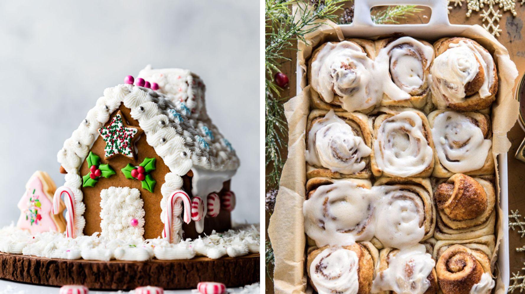Stunningly Beautiful Holiday Baking Recipes To Make This Christmas