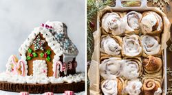 20 Stunningly Beautiful Holiday Baking