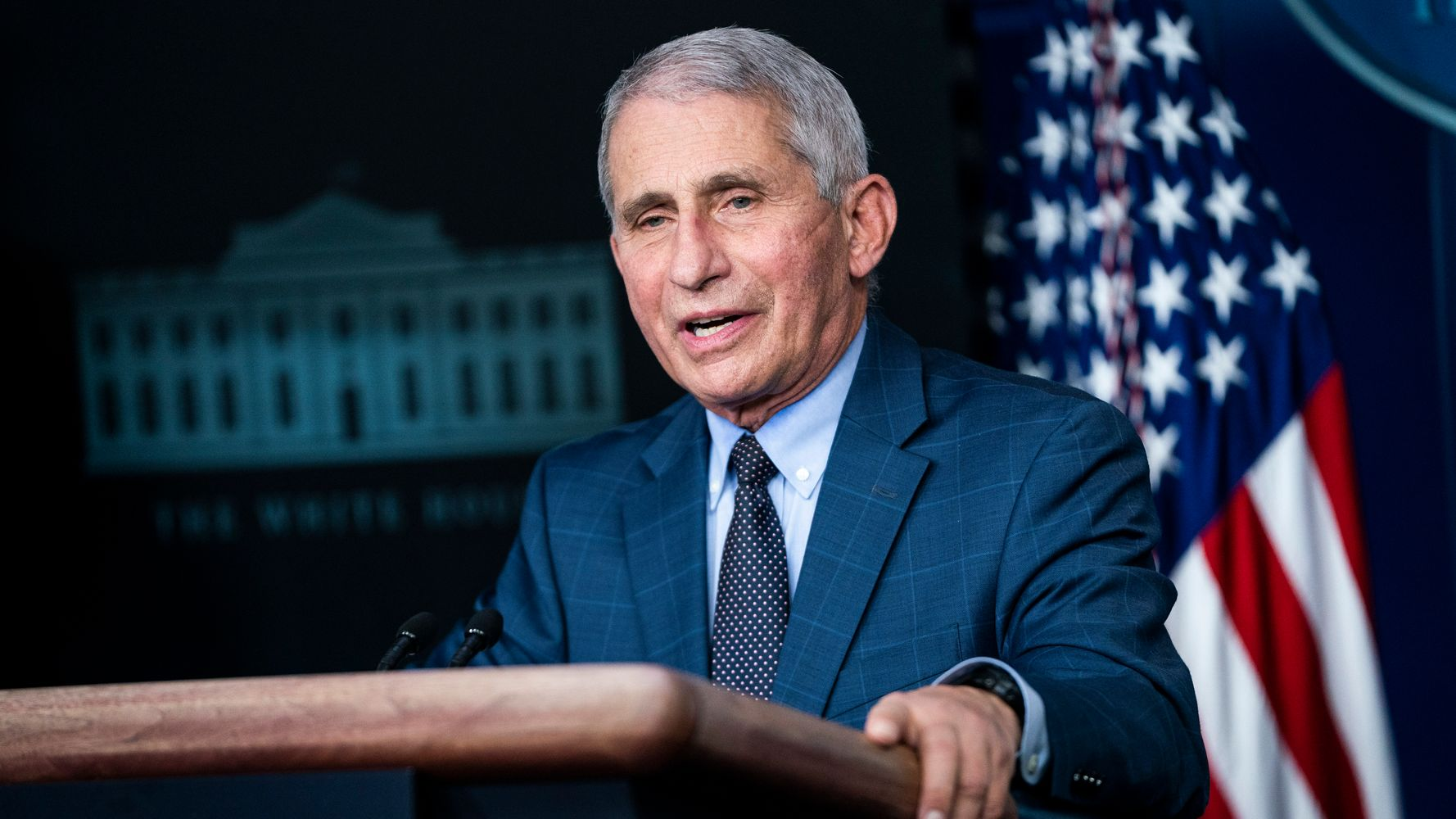 Anthony Fauci Backtracks After Claiming UK 'Rushed' COVID-19 Vaccine Approval