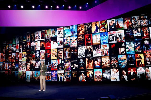 (자료사진) 미국 거대 통신사 AT&T 산하의 워너미디어는 지난 5월, '넷플릭스' 등에 대항하기 위한 스트리밍 서비스 'HBO맥스'를