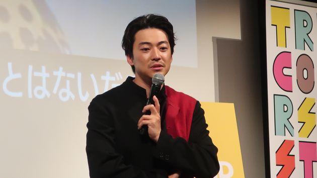 大東駿介さん
