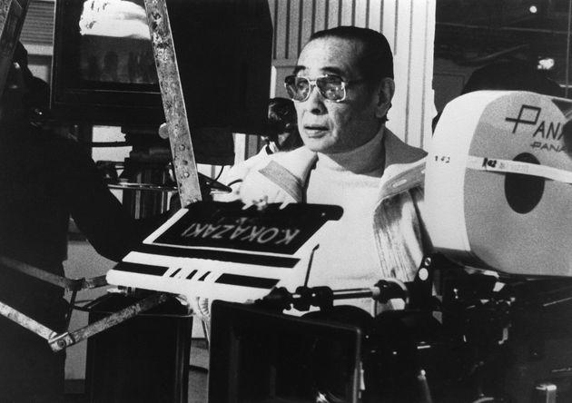 映画監督の木下惠介氏(1998年12月30日死去)
