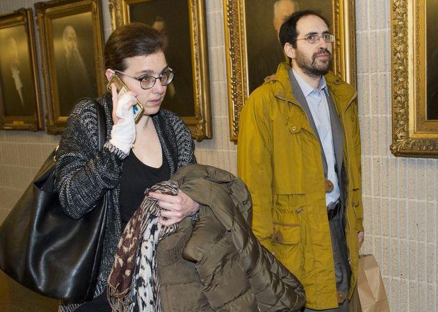 Clara Wasserstein et Yochonon Lowen, 10 février