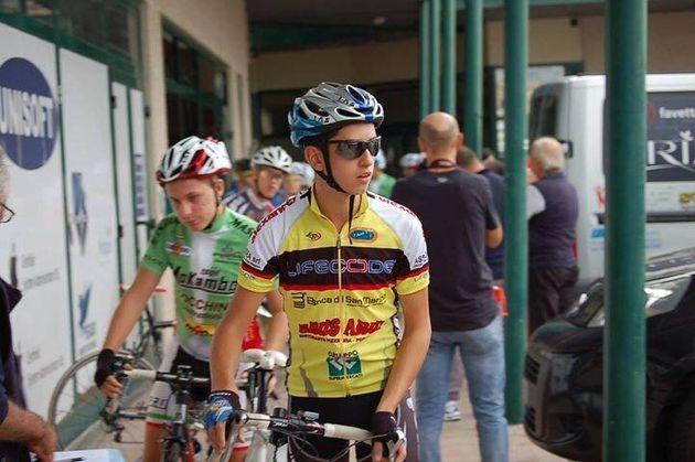 Muore a 21 anni il ciclista Michael Antonelli: combatteva da 2 anni dopo un incidente in bici