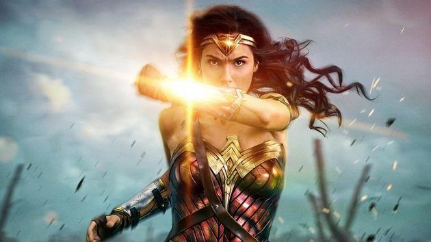 'Wonder Woman', una de las cintas de Warner