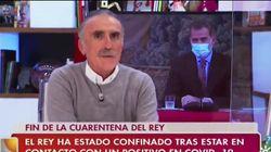 ¡Por la República!: el grito de Juan y Medio durante su programa en Canal