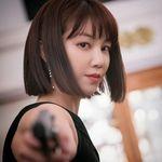 배우 김옥빈이 악플러 향해 날린