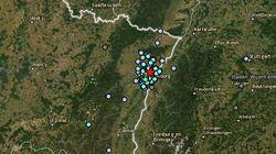 Un nouveau séisme frappe l'agglomération de