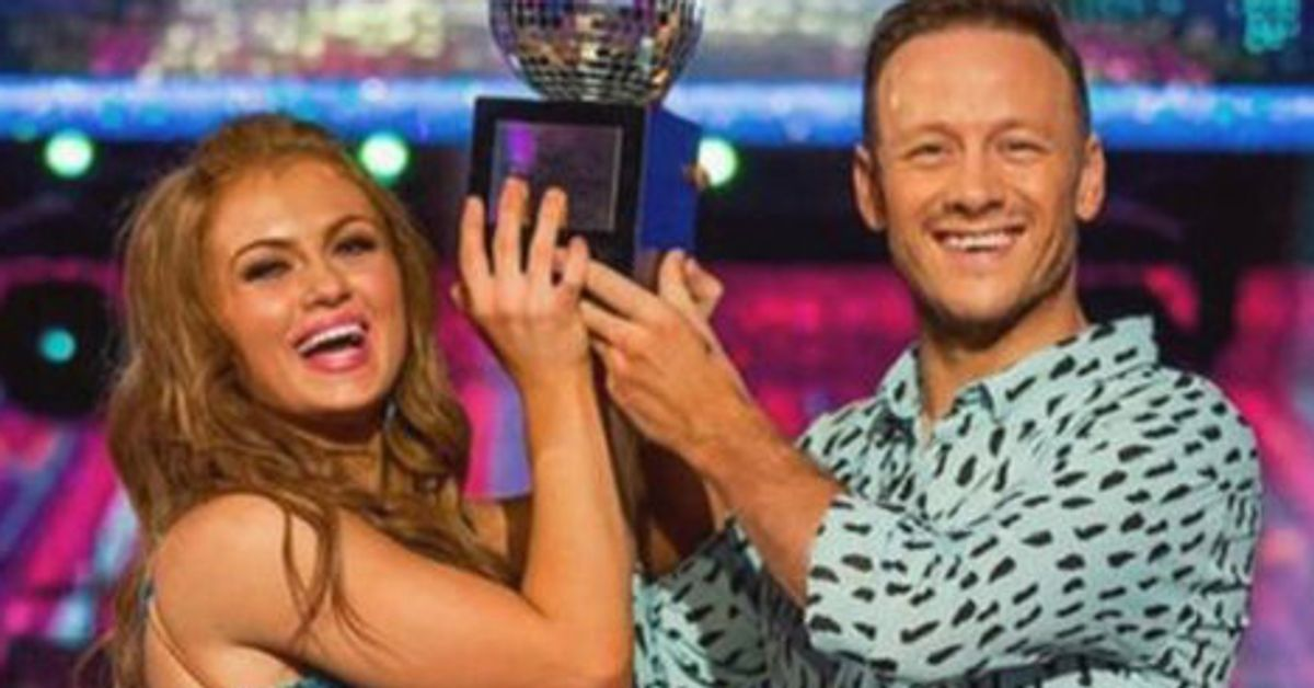 Strictly's Kevin Clifton Feels 'Protective' Of Maisie Smith After Negative Comments: 'She's A Kid!'