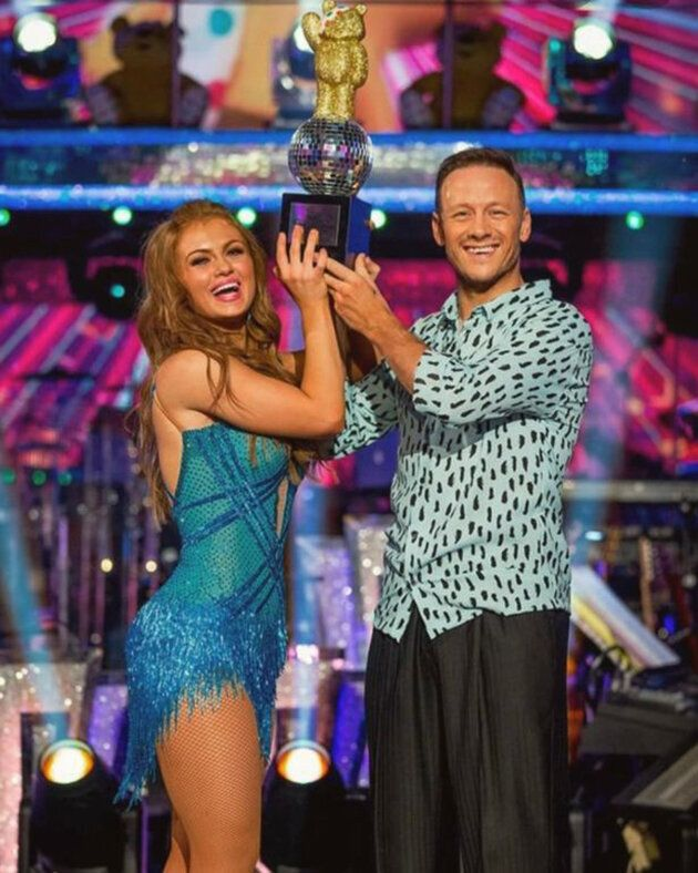 Maisie Smith and Kevin Clifton won last year's Children In Need special of Strictly Come
