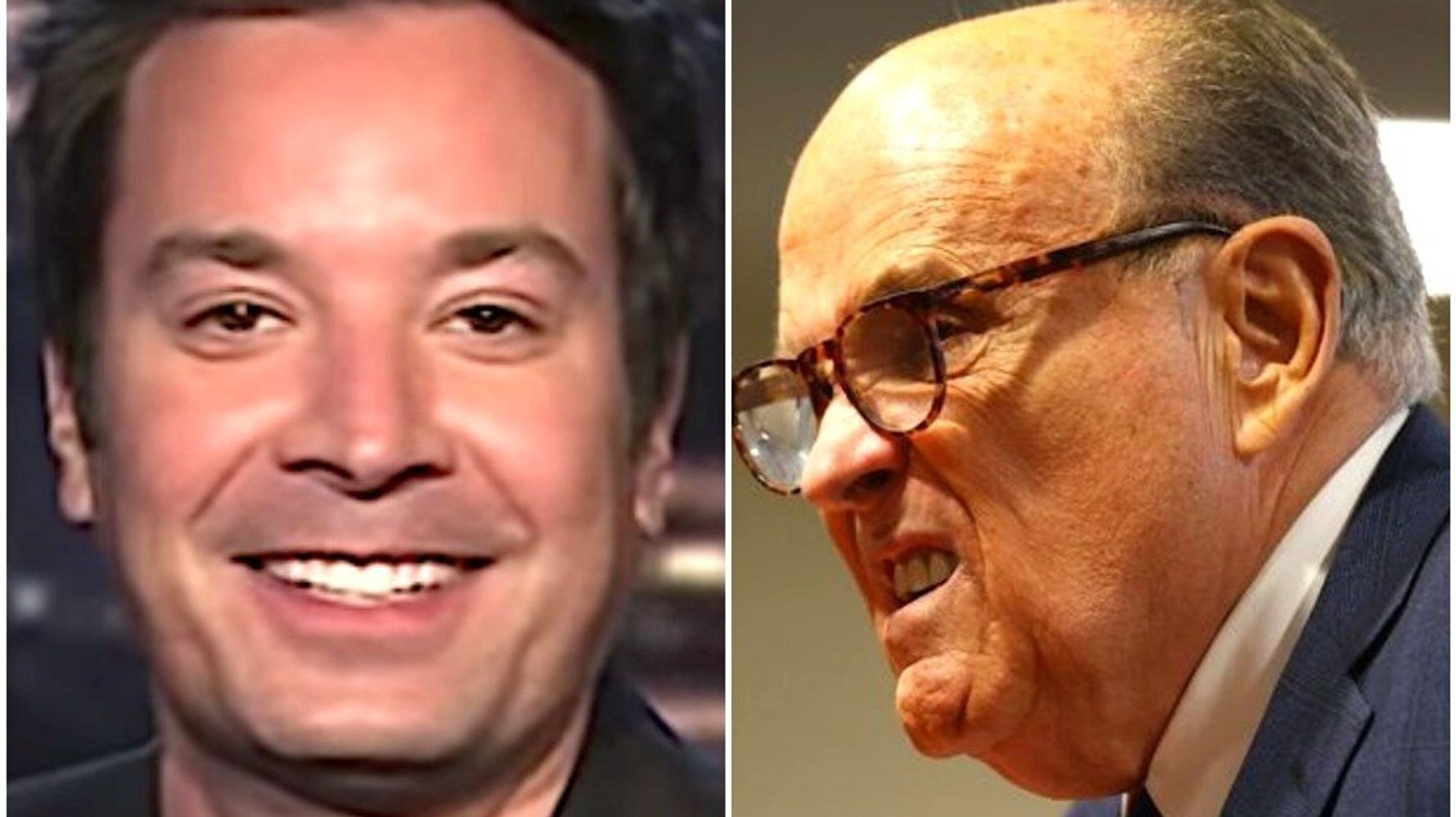 Jimmy Fallon Rips Savage Lines About Rudy Giuliani Farting During Hearing
