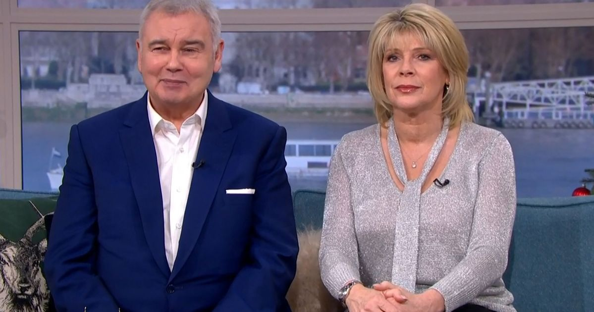 Eamonn Holmes And Ruth Langsford 'Disappointed' Over This Morning Changes, Says Pal Gloria Hunniford