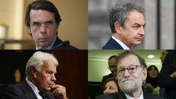 Por qué González y Aznar tocan más las narices que Zapatero y
