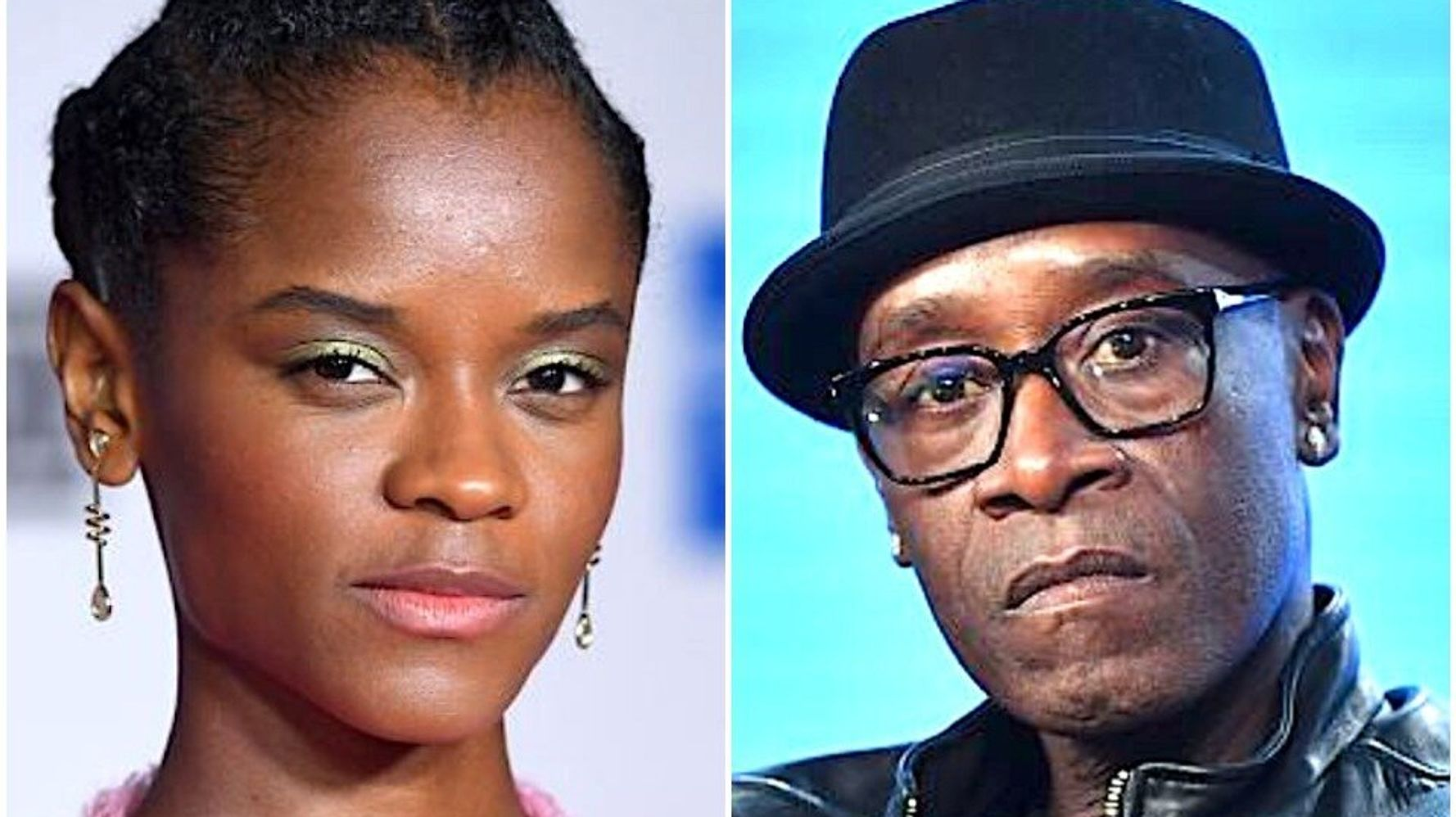 Letitia Wright Called Out By Don Cheadle For 'Hot Garbage' Anti-Vaccination Video