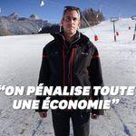 Le désarroi de cette station de ski familiale des Hautes-Alpes face à la