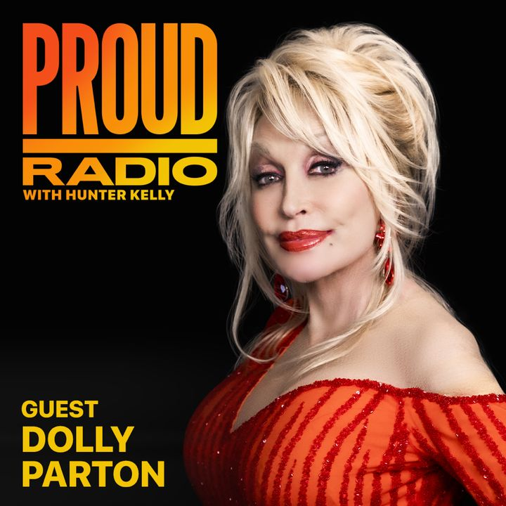 """Dolly Parton's interview on """"Proud Radio"""" airs Sunday, Dec. 6."""