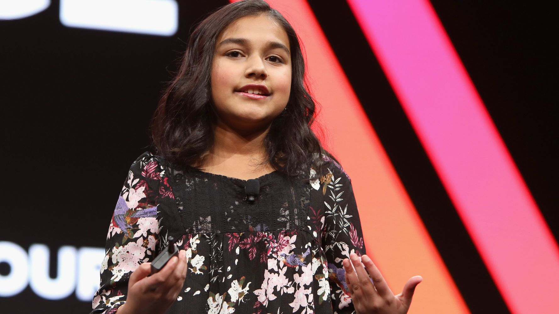 Time Magazine's First-Ever 'Kid Of The Year' Is 15-Year-Old Scientist Gitanjali Rao