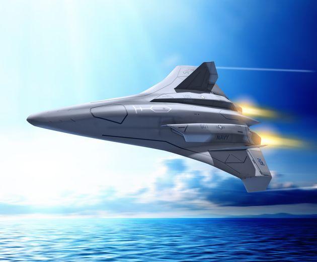 Πειραματικός κινητήρας «υπόσχεται» πτήσεις οπουδήποτε στον κόσμο σε 2 ώρες το