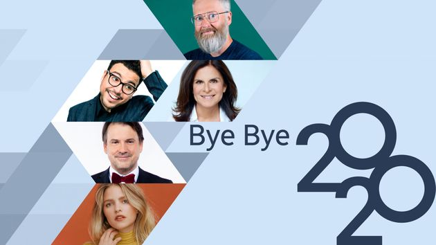 La production du «Bye Bye 2020» interrompue par la