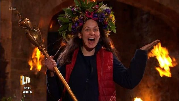 Giovanna Fletcher Wins I'm A Celebrity 2020 As She Is Crowned First-Ever Queen Of The Castle