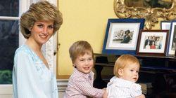 ウィリアム王子が故ダイアナ妃の顔にお化粧。35年前の動画が可愛すぎてファンの心をわしづかみ