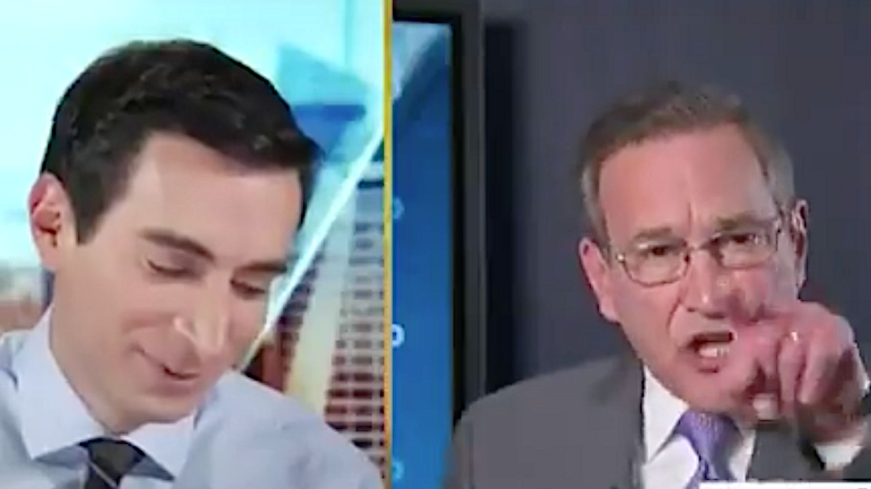 CNBC's Controversial Rick Santelli Pitches A Fit Over Coronavirus Safety Measures