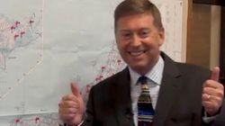 サムズアップで「やったぁ…」。全国制覇に笑顔がこぼれる駐日イギリス大使のポール・マデン氏、どんな人?
