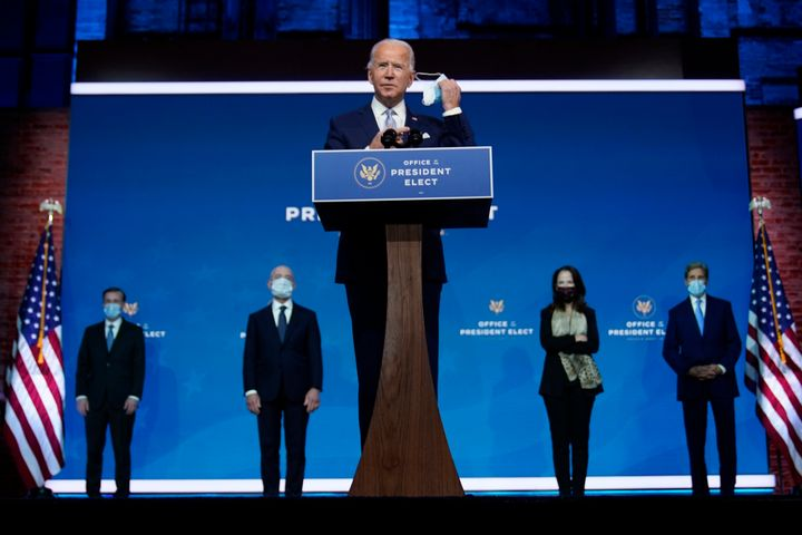 President-elect Joe Biden introduced his nominees and appointees to key foreign policy positions on Nov. 24.