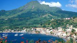 La Montagne Pelée en Martinique passe en vigilance jaune, voici ce que cela