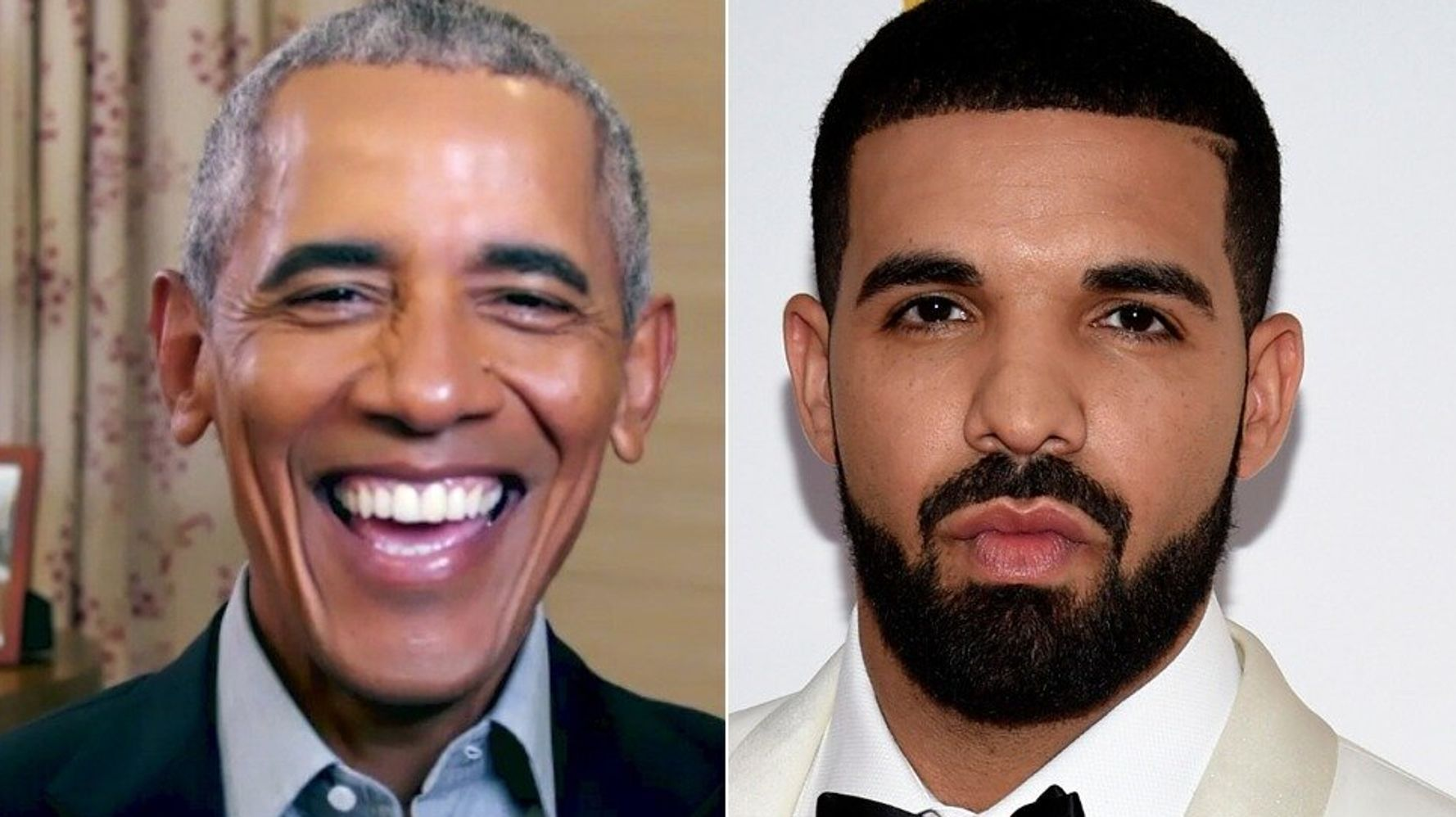Barack Obama Has 1 Key Tip For Drake To Play Him In His Biopic