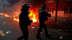 Διαδηλώσεις κατά της αστυνομικής βίας και επεισόδια στο