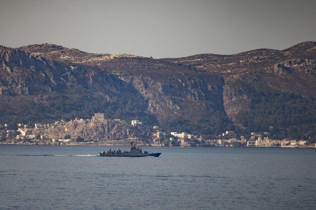 «Κυριαρχικά δικαιώματα» σε Καστελλόριζο «βλέπει» τώρα η Τουρκία, ζητώντας διάλογο «άνευ