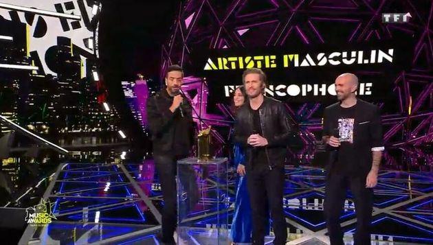 Covid oblige, les NRJ Music Awards se tiennent sans public... mais avec des sons de cris et d'applaudissements...