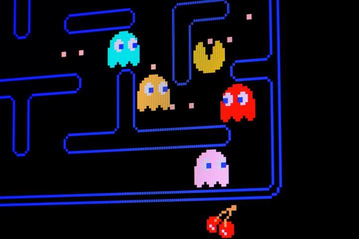 Pacman.