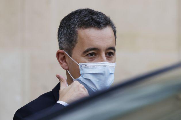 Gérald Darmanin, ici à l'Élysée à Paris, le 2 décembre