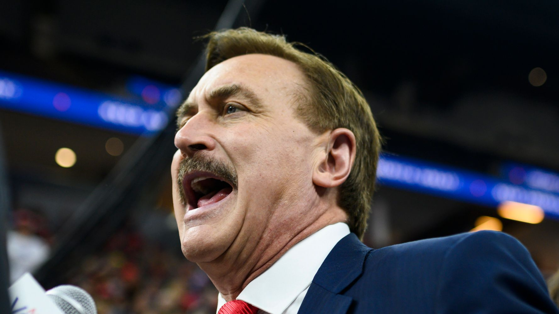 'MyPillow Guy' Wigs Out At Trump Rally, Says 'People Will Go To Prison' For Georgia Vote