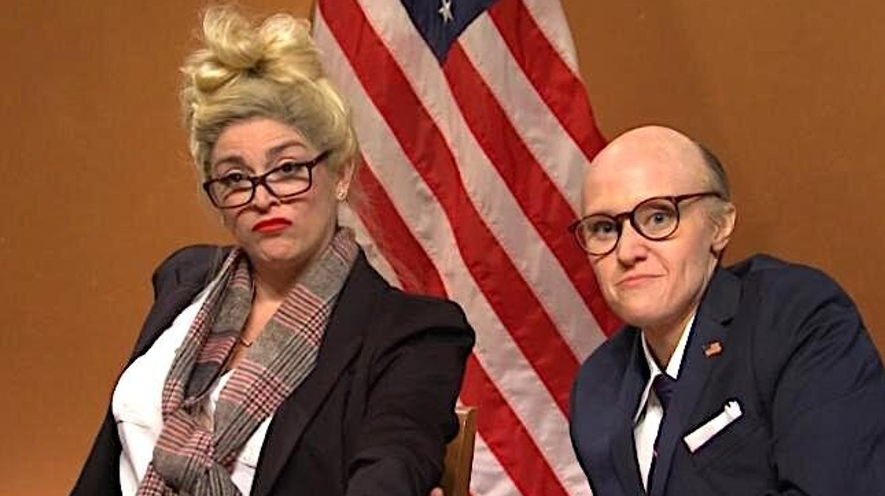 'Melissa Carone' Testifies On 'SNL' She Saw Dead People Vote And Signed An 'After David'