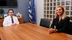 Special Edition: Ο Υπουργός Μετανάστευσης και Ασύλου μιλά στη HuffPost