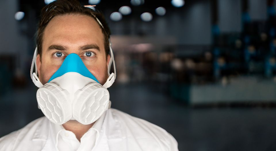 Winnipeg-based Precision ADM has created a reusable respirator for health-care