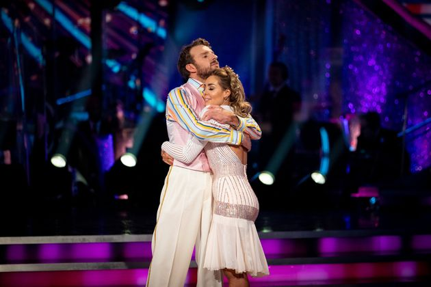 JJ Chalmers and Amy Dowden have been voted off Strictly Come