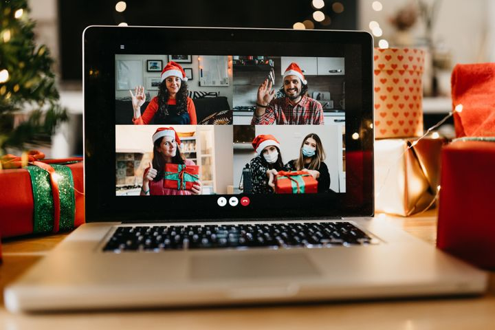 It's not the same as seeing people in person, but virtual holiday parties can actually be fun.