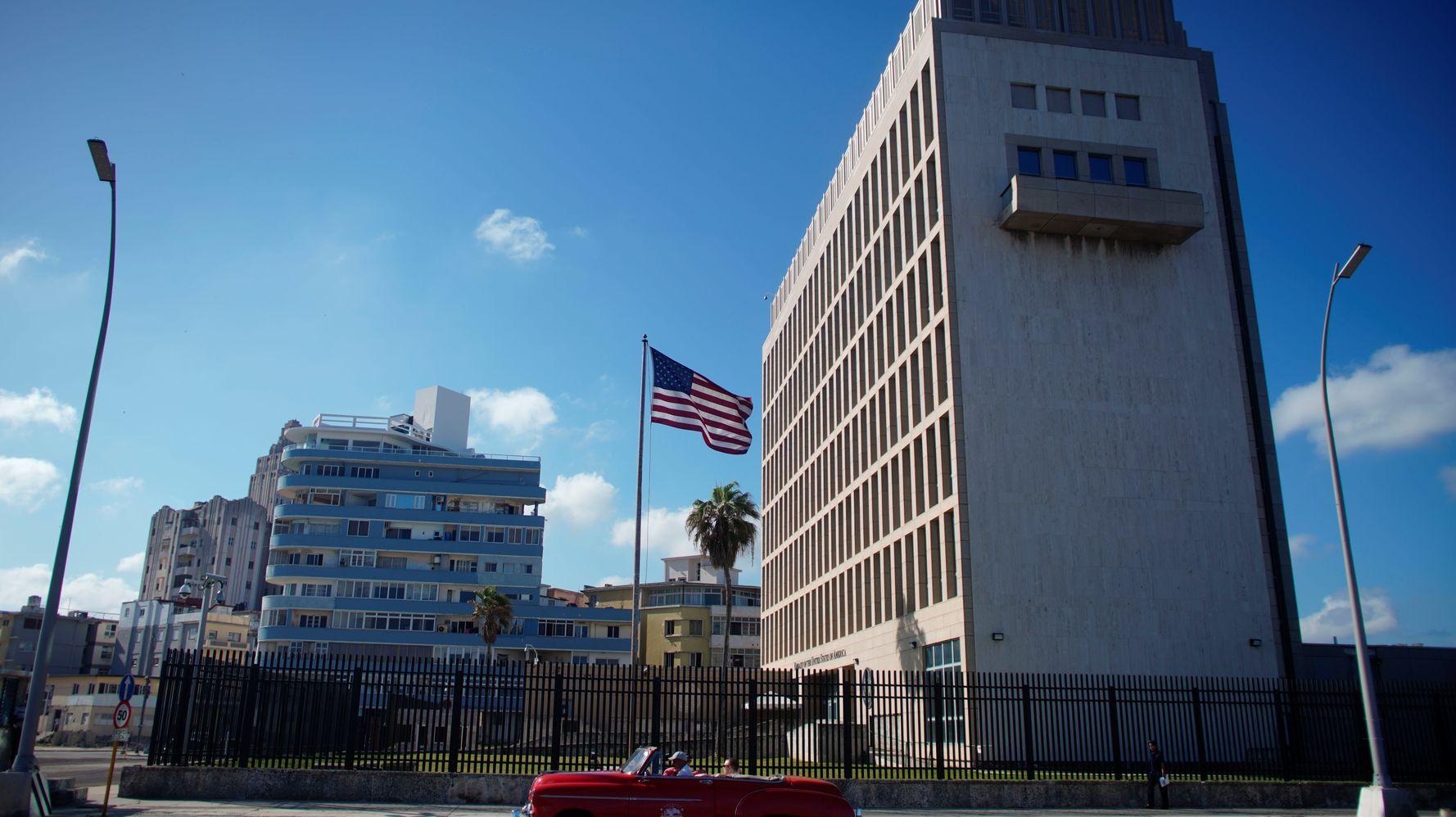 Microwave Energy Likely Made U.S. Diplomats Ill, Study Finds