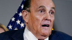 Rudy Giuliani Tests Positive For COVID-19, Trump