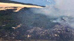 'Leave Immediately': Bushfire Approaches Township On K'gari - Fraser