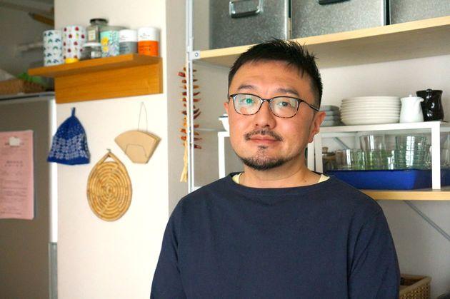 白央篤司(はくおう・あつし)さん/「暮らしと食」、郷土料理やローカルフードがメインテーマのフードライター。CREA WEB、Hot