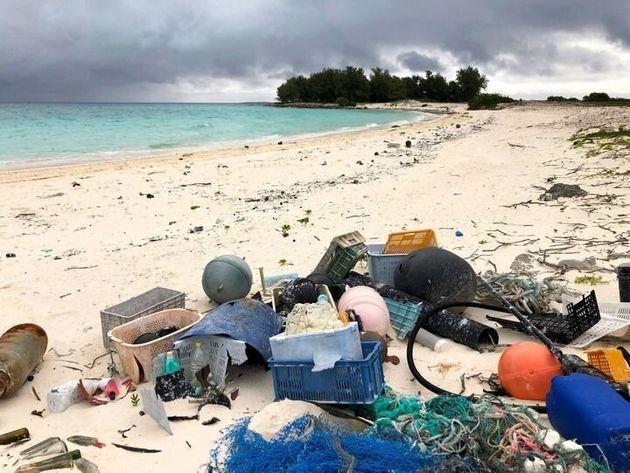 Le volume de plastique dans les océans pourrait doubler au cours des dix prochaines années...