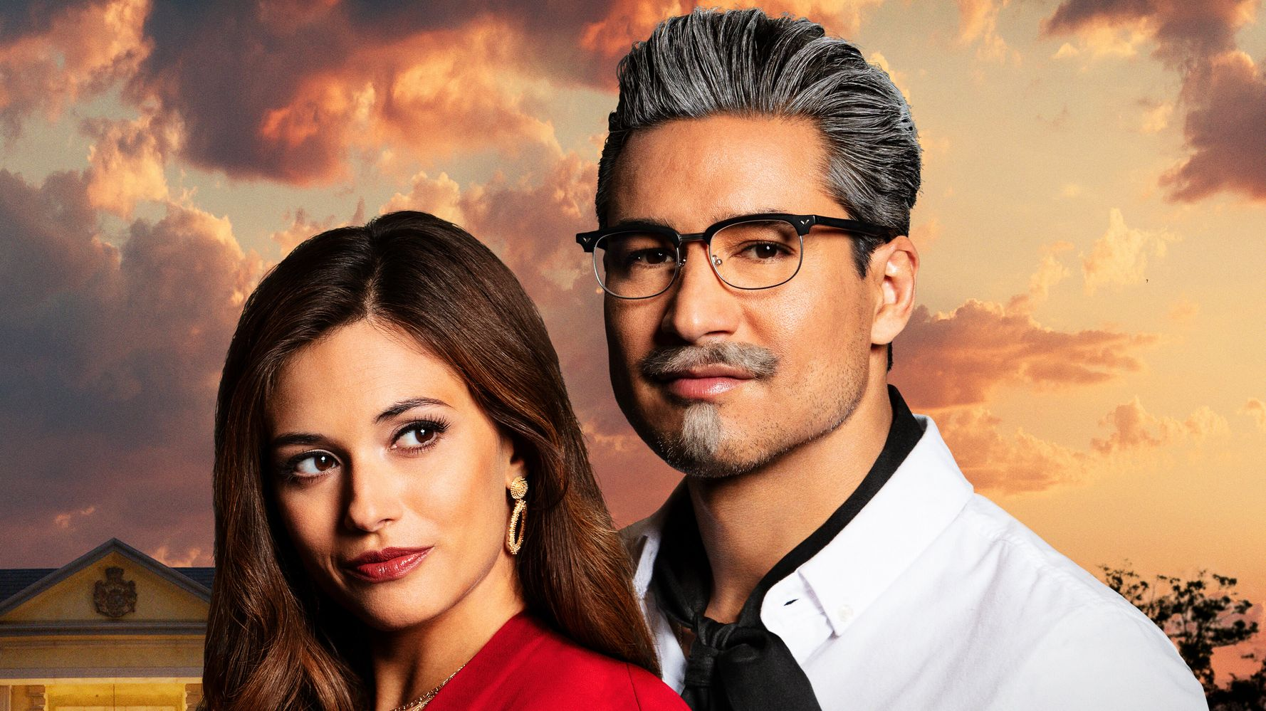 People Have Thoughts On Mario Lopez As Colonel Sanders In 'Horny KFC' Lifetime Movie