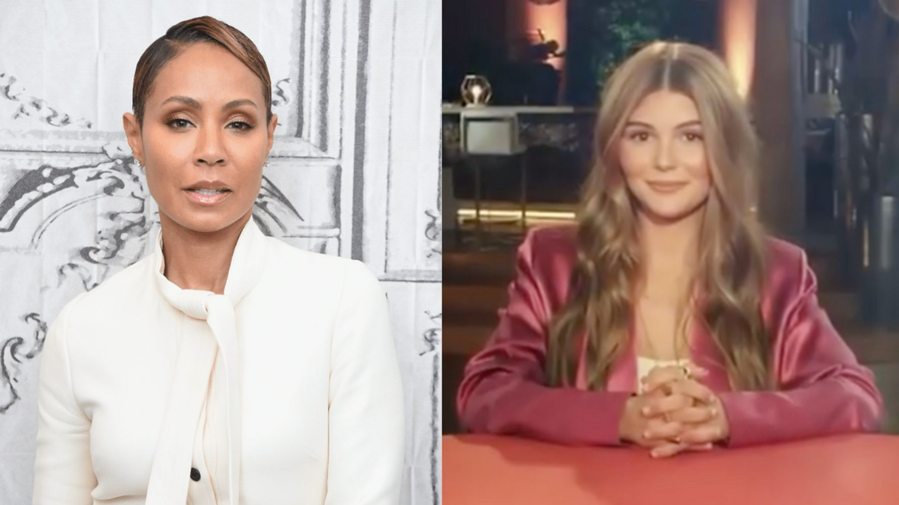 Jada Pinkett Smith Is Bringing Olivia Jade On 'Red Table Talk' To Break Her Silence