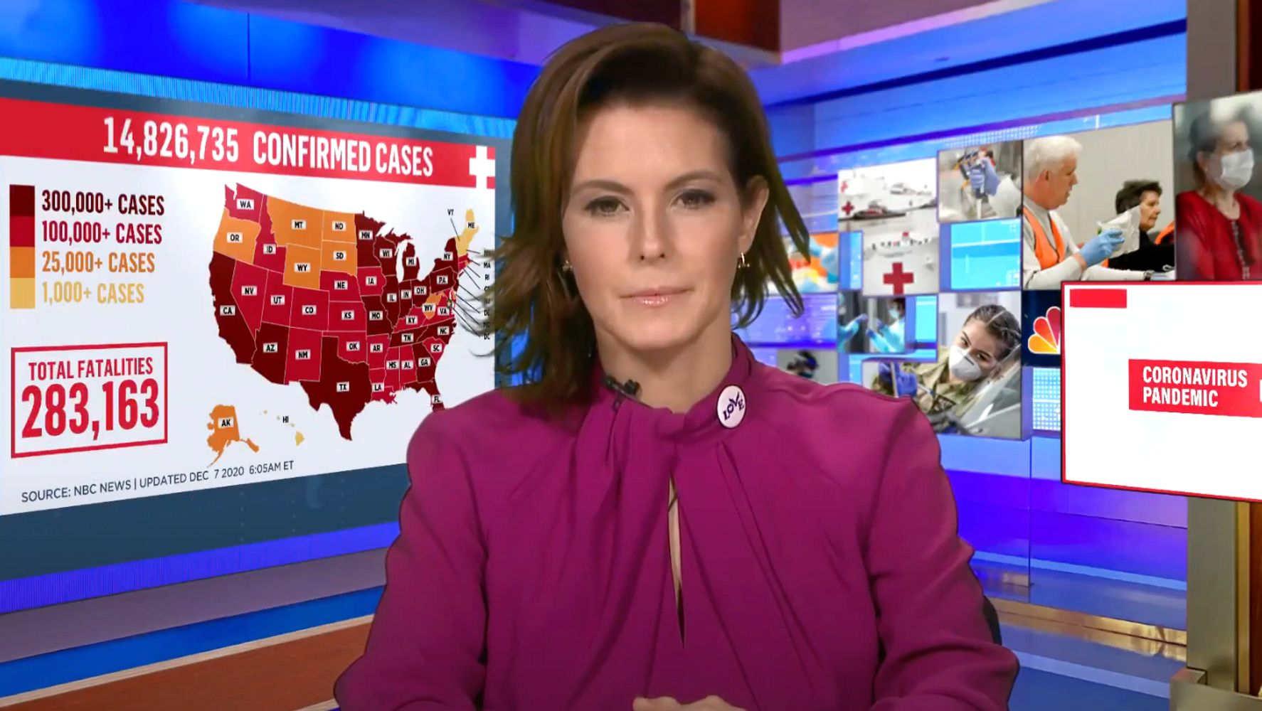 'Sick And Scared': MSNBC's Stephanie Ruhle Reveals She And Her Family Have COVID-19